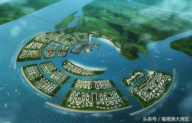 珠海横琴填海15.77平方公里,相当于半个澳门!打造最美海上新城
