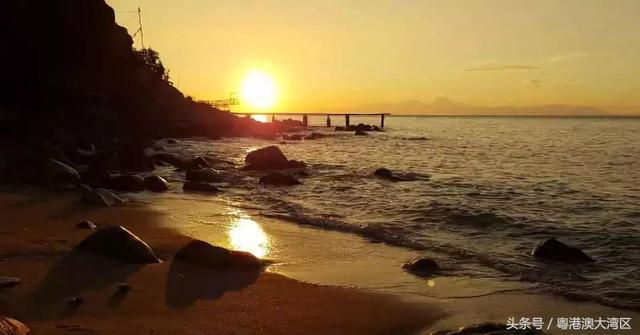 好消息!珠海将新增一个滨海度假休闲胜地!超大海滩!
